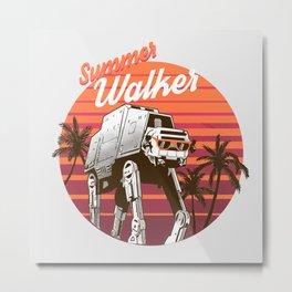Summer Walker Metal Print