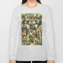 AnimalArt_Elephant_20170905_by_JAMColorsSpecial Long Sleeve T-shirt