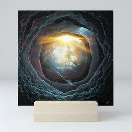 Journey With Morpheus Mini Art Print