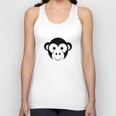 Monkeying Around Unisex Tank Top