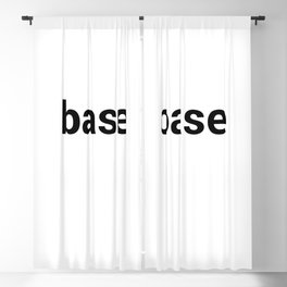 base Blackout Curtain