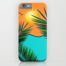 Palm in the sun Slim Case iPhone 6s