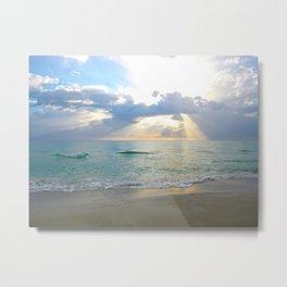 Beach #7 Metal Print