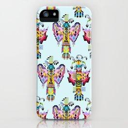 Kachina Butterfly 1 iPhone Case