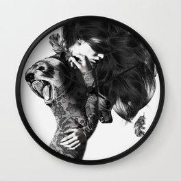 Bear #2 Wall Clock