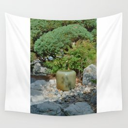 Japanese garden 7 Wall Tapestry