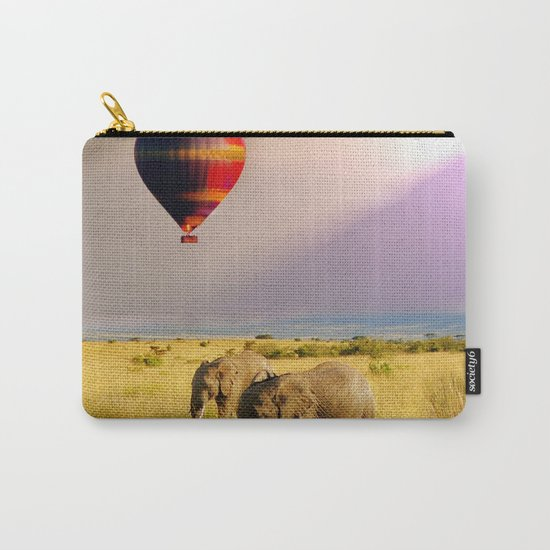 safari life Carry-All Pouch