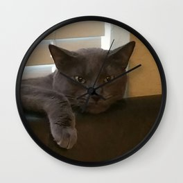 Off Day Wall Clock