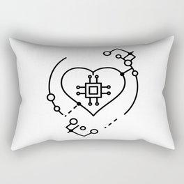 Artificial intelligence Rectangular Pillow