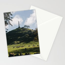 One Tree Hill in Auckland Stationery Cards