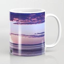 Coastal Sunset Sainte-Anne-Des-Monts Coffee Mug