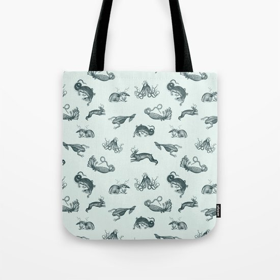 ephemera zoo Tote Bag