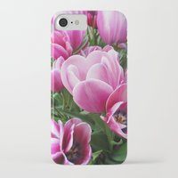 tulips iPhone & iPod Cases featuring tulips by Liudvika's Lens