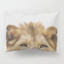 Lion Safari Nursery,  Pillow Sham