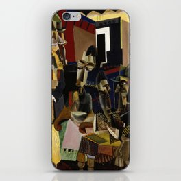 Max Weber - The Visit iPhone Skin
