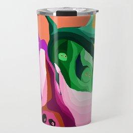 TIRED TREE Travel Mug