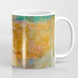 Procession on the River Coffee Mug