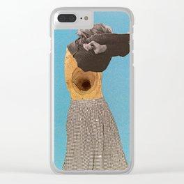 smhyfi Clear iPhone Case