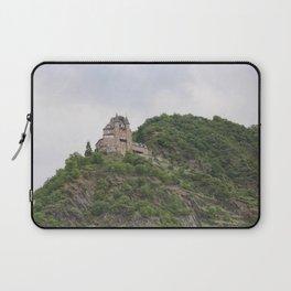 Rheinfels Castle above Sankt Goar Laptop Sleeve