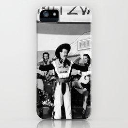 Mickey Katz: Borscht Capades '51 iPhone Case