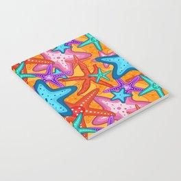 Starfish Pattern Design 2 Notebook