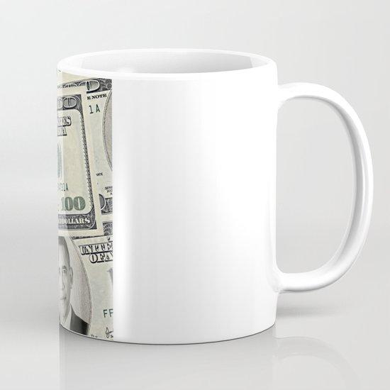 Mr President's Green Mug