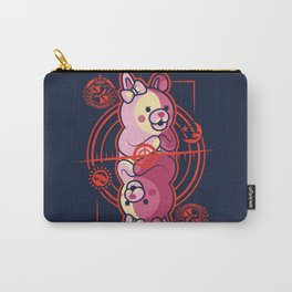 Queen of Hope Carry-All Pouch