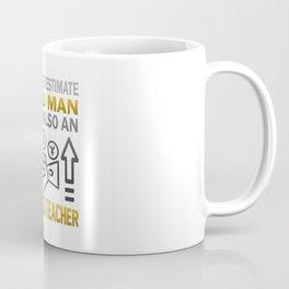 Old Man - An Economics Teacher Coffee Mug