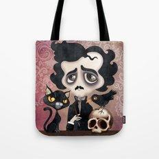 Edgar Poet Tote Bag