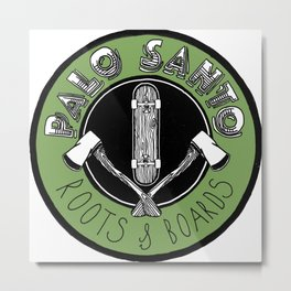 Palo Santo Metal Print