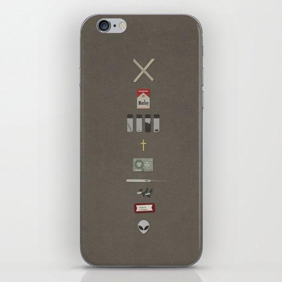 X-Files iPhone & iPod Skin