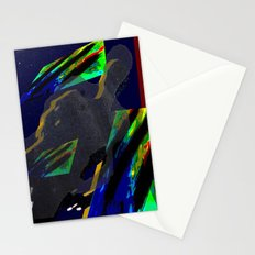 TRANSFORMATION MAN Stationery Cards