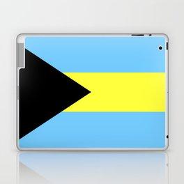 bahamas country flag Laptop & iPad Skin
