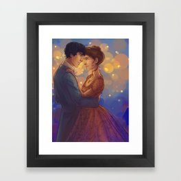 Can I have This Dance Framed Art Print