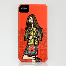 the power of 5. one Slim Case iPhone (4, 4s)