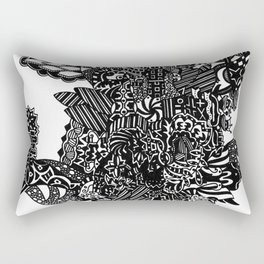 California Rectangular Pillow