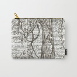 Branching Out Carry-All Pouch