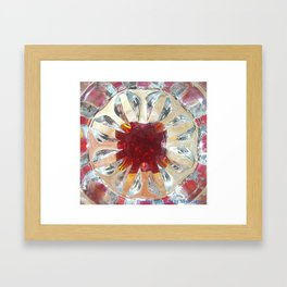 Painting With Light Framed Art Print