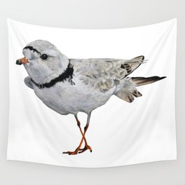 Piping Plover Wall Tapestry