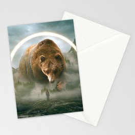 aegis | bear Stationery Cards