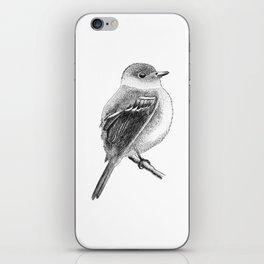 Empidonax The Bird iPhone Skin