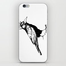 Corvus Punkus iPhone & iPod Skin