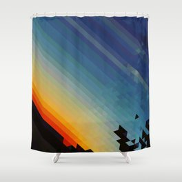 Pxl Shower Curtain