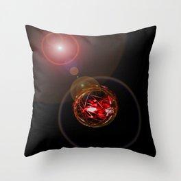 Magical Light and Energy 3 Throw Pillow