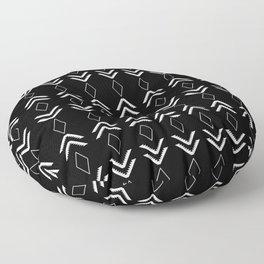 Tribal Pattern Aztec #2 #minimal #decor #art #society6 Floor Pillow