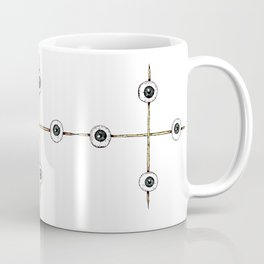 Sacrificed Eyes Coffee Mug