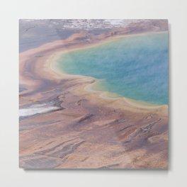 Yellowstone National Park  Panorama Number one  Metal Print