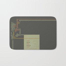 New Technology Commands Bath Mat