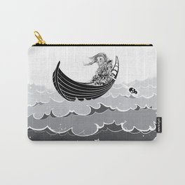 Death At Sea Carry-All Pouch