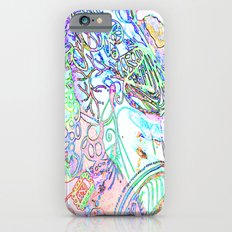 spec vertebraeyes iPhone 6s Slim Case